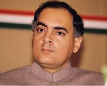 When Rajiv Gandhi explained features of a new Indian Navy ship to his parents-in