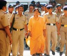 BJP helped Sadhvi Pragya in getting bail, alleges Cong