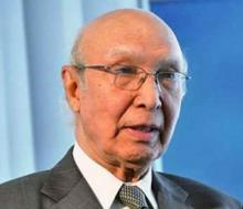 Pak calls for politically negotiated settlement for lasting peace in Afghanistan
