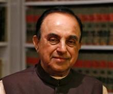 Swamy writes to PM seeking Chidambaram's prosecution under new Black money Act