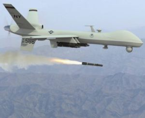 Four killed in U.S. drone attack in NW Pakistan