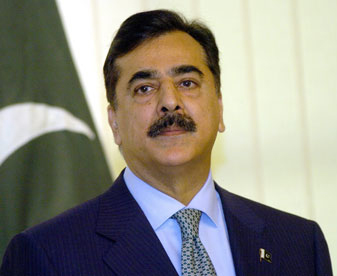 Ex-Pak PM Gilani says 'judiciary has no right to dismantle Balochistan govt'