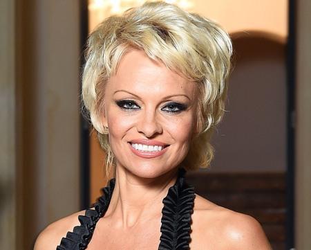 Pamela Anderson quits social media