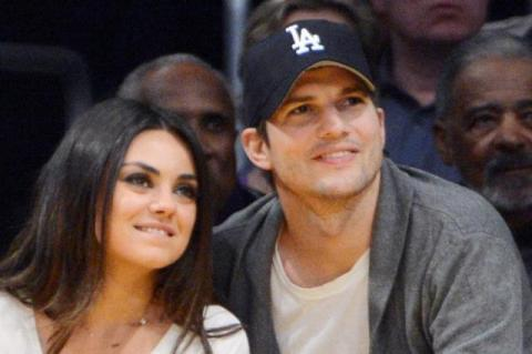Mila Kunis once hated hubby Aston Kutcher
