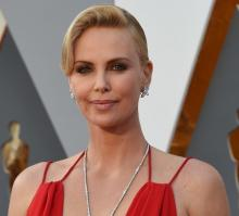Charlize Theron urges youngsters to help quell AIDS by 2030
