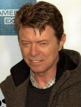 David Bowie's ex-wife accuses him of strangling her