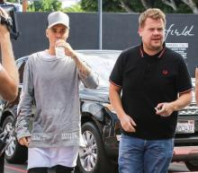Justin Beiber, James Corden arrives late at Grammy with 'carpool karaoke'