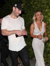 Kaley Cuoco, Sam Hunt party hard post Grammys