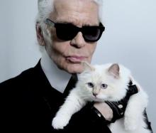 Karl Lagerfeld's chic cat Choupette is a multi-millionaire!