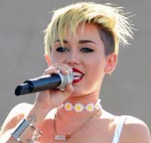 Billy Ray Cyrus jokes about Miley's baby rumour