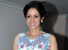Sridevi to unveil audio of Telugu film 'Abhinetri'