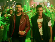Mika Singh's first song with 'dashing' Abhishek Bachchan