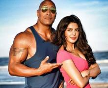 Go Ahead and Stare! PeeCee kills it in new 'Baywatch' poster