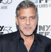 George Clooney developing movie on rescuers in Syria