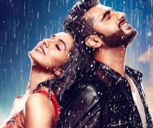 Arjun Kapoor and Shraddha cling to each other in new 'Half Girlfriend' poster