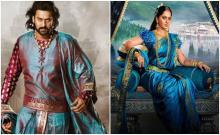 Anushka Shetty, Prabhas look regal in 'Baahubali 2' posters