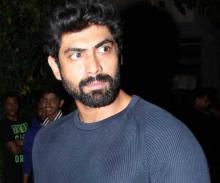 Rana Daggubati looks dapper as naval officer in first look of 'The Ghazi Attack'