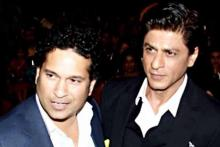 Read! SRK's special message for Master Blaster Sachin