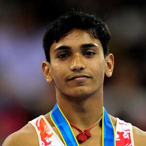 Glasgow: A silver-medallist from the previous edition, <b>Ashish Kumar</b> would <b>...</b> - Ashish-Kumar1