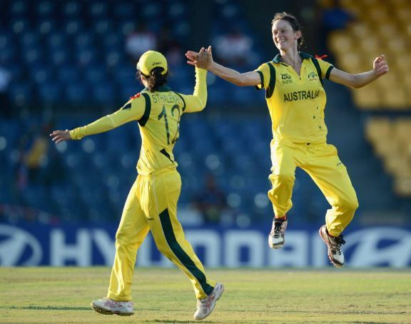 Holders Australia face England in women's World T20 final