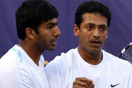 Bhupathi-Bopanna to take on Paes-Stepanek in final