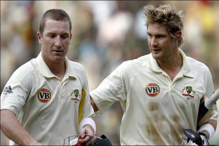 Haddin, Watson fined for breach of ICC Code of Conduct