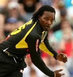 Gayle,  Roach to play for Western Australia in Twenty20