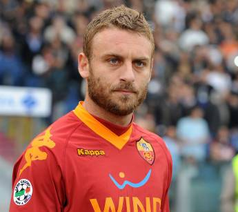 De Rossi banned for three games