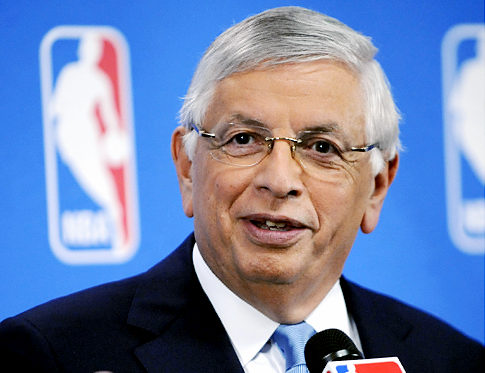 NBA commissioner estimates revenue of record $5 billion