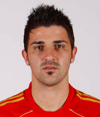 David Villa on Cape Town  June 30   David Villa Scored Again And Spain Booked Their