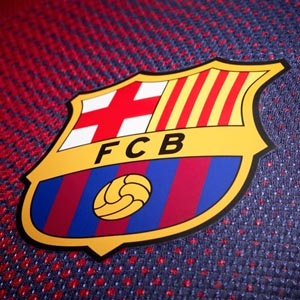 be promoted on the FC Barcelona team shirts for the 2013-14 season