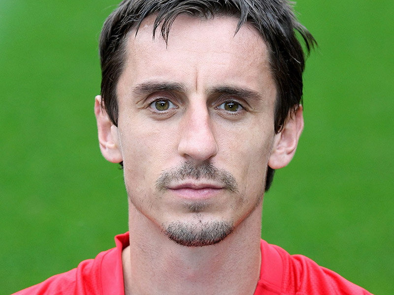 Gary Neville London, Mar 29 : Manchester United ace player Gary Neville