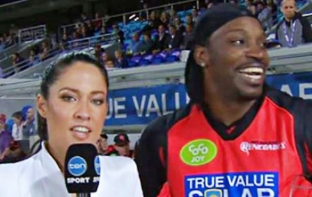 Gayle courts fresh controversy with sexist remarks