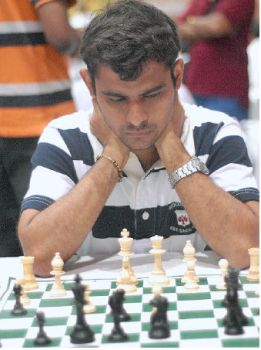 Sharma wins All India Chess title