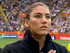 Hope Solo's hubby arrested again