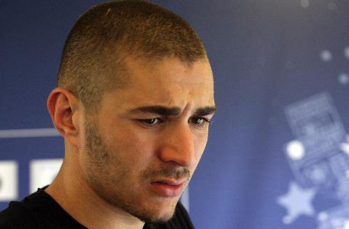 Man U still in hunt for Karim Benzema