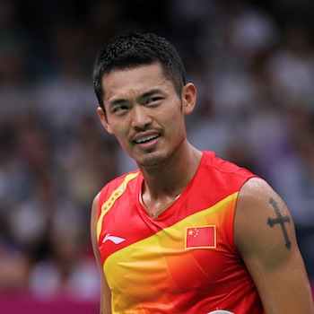 Lin Dan quashes retirement talk with eyes on Rio
