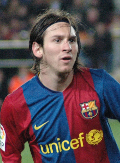 Lionel Messi Best  FC Barcelona Footballers