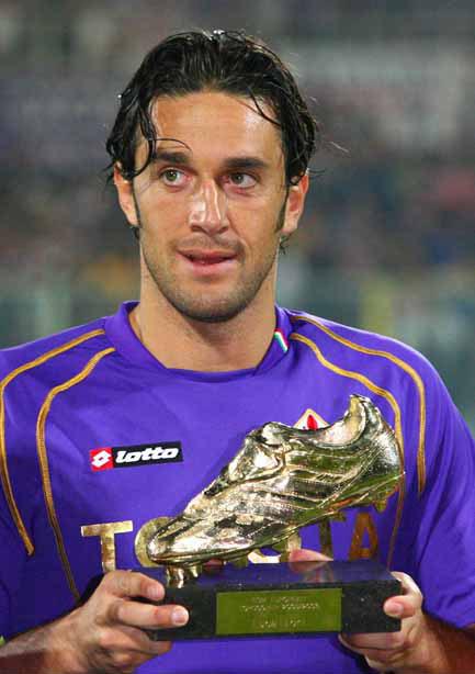 Luca Toni Best Italian Striker