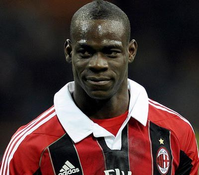 AC Milan for former Manchester City striker Mario Balotelli