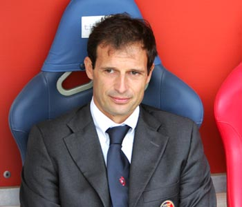 Milan have to improve to beat Zenit, says Allegri
