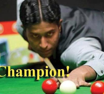 Daily lauds Pakistani for becoming world snooker champ