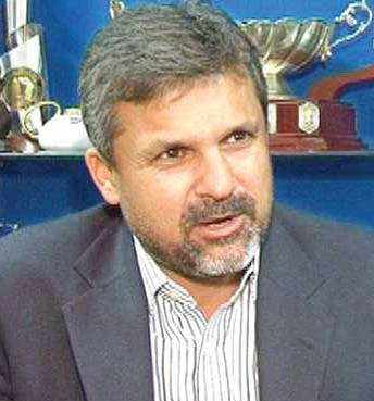 Karachi, Feb 8 : Former Pakistani captain and wicketkeeper Moin Khan has reportedly been removed from his position as the manager of the national team. - Moin-Khan55454