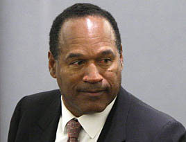 O.J. Simpson's request to be freed on bail denied