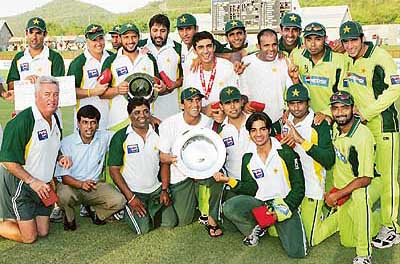 Pakistan cricketers approach DI chief to find wins this season ...