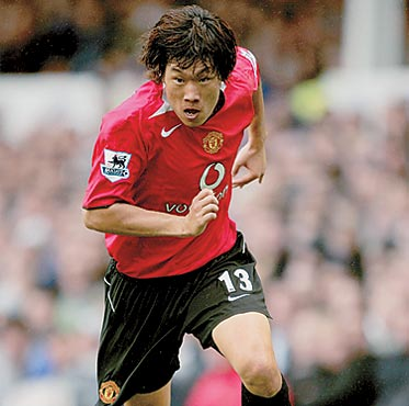 Rome - Park Ji-sung became the first Asian footballer to play in a