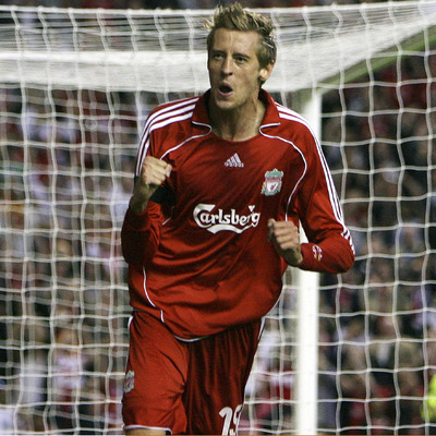 Peter Crouch Football Picture