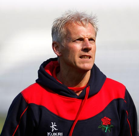 England cricket team coach Peter Moores