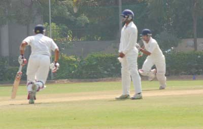CK Nayudu trophy: Punjab take big lead