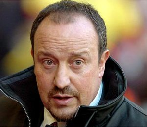 Benitez says Chelsea still in PL title race despite seven-point gulf from table-toppers